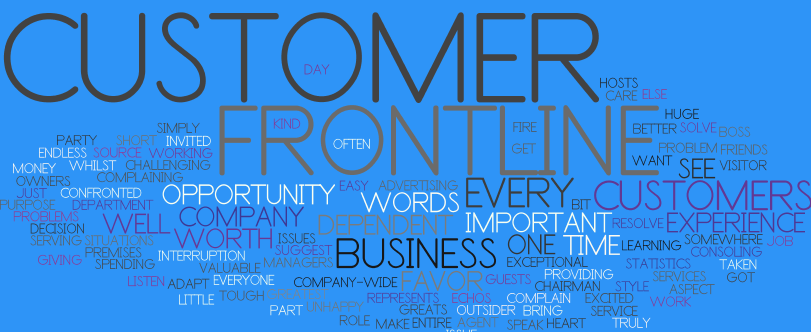 Customer Service Quotes To Get You Pumped Frontline New Customer Service Quotes